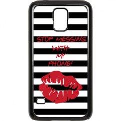 STRIPE PHONE CASE