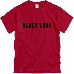 Black Love Unisex Tee