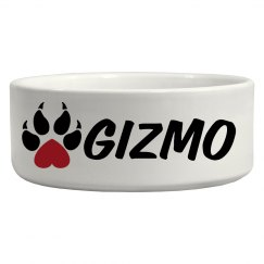 Gizmo, Dog Bowl