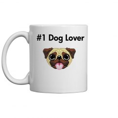 #1 Dog Lover