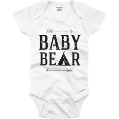 Baby Bear Unisex Onesie