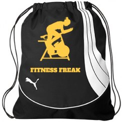 FITNESS FREAK GYM BAG