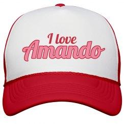I love Amando