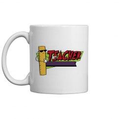 Cool Teacher Coffee Mug