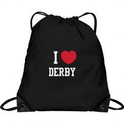 I Heart Derby Women's Bag