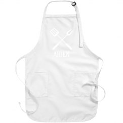 Aiden Personalized Apron