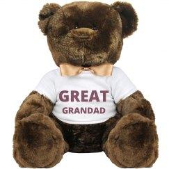 Great Grandad Bear