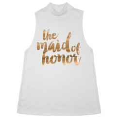 Maid of Honor Bling