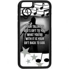 Music Talent God's Gift