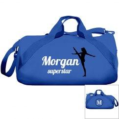 MORGAN superstar