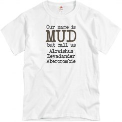 Our Name Is Mud Race