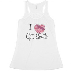 I Heart Cpt. Smith Tank