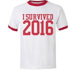 I Survived 2016