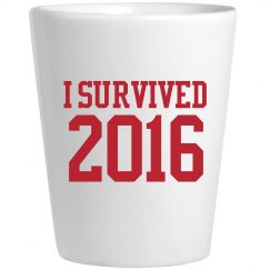 I Survived 2016 with Shots!