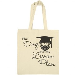 Dog Ate The Lesson