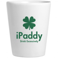 iPaddy St. Patrick's Day Shots