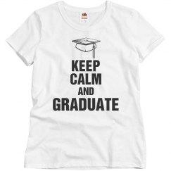Keep calm and graduate