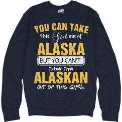 Alaskan girl