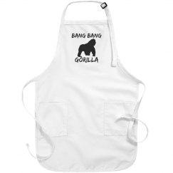 Bang Bang Gorilla (apron)