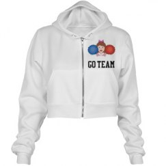 Go Team Sweatshirt