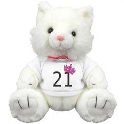 21ST Plush Bear