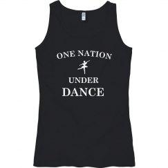 One nation under dance