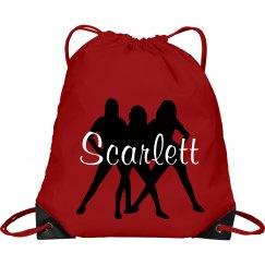 Move it Scarlett!