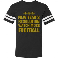 Football Resolution