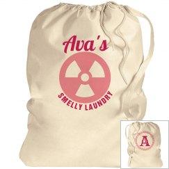 AVA. Laundry bag