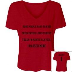 I raised mine