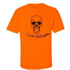 I Love Halloween Tshirts