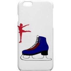 Ice Skater Phone Case