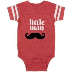 Little Man Onesies