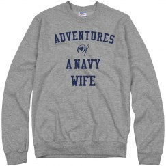 Adventures of a navy wife
