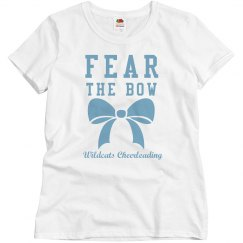 Fear The Bow Cheerleading