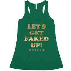 Fake Patty's Day 2016 Faked Up