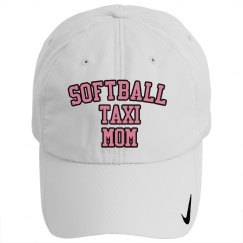 Softball taxi mom