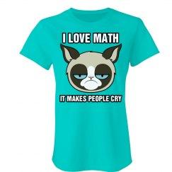 A Grumpy Cat on Math