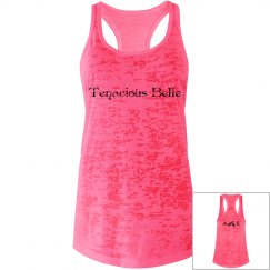 Burnout triathlon tank