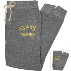 Wavy Baby Sweatpants