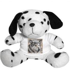 CC Stuffed Dalmatian