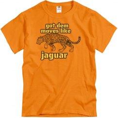 Moves Like Jaguar Adult