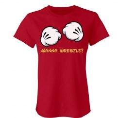 Wanna Wrestle?