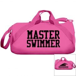 Master swimmer