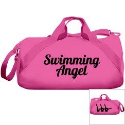 Swimming Angel