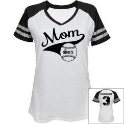 Proud Baseball Mom Shirt Sleeve Shirt