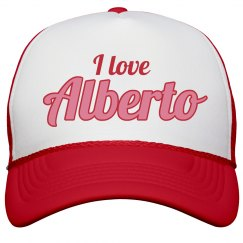 I love Alberto