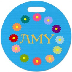 Pretty Personalized Tag