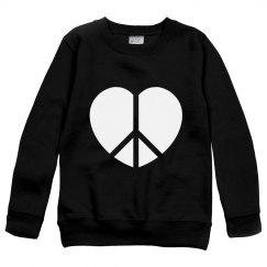 Peace Sign Heartpe