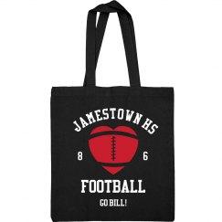 Custom Football Sling Bag